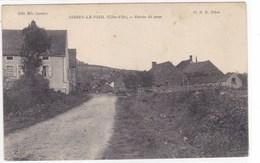 Côte-d'Or - Gissey-le-Vieil - Entrée Du Pays - France