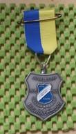 Medaille :Netherlands  -  W.S.V. Dudok De Wit 1935 - 1985 Baarn. / Vintage Medal - Walking Association - Altri