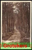 AMERSFOORT Rijwielpad Oud Leusden 1930 Naar JAVA  Interessante Tekst - Amersfoort