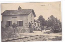 Côte-d'Or - Beurizot - La Gar - France