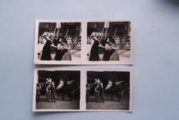 OUD België - VIEILLE Belgique 5 Juillet 1930 ( Série N° ... ) ANTWERP Stéréo - Ch. DU HOUX ( Zie / Voir Photos ) ! - Photos Stéréoscopiques