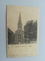CPA 22 Plouezec - L'eglise (f) - Autres Communes