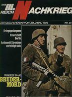 WW II Heft Illustriert : Das 3. Reich ! Der 2. Weltkrieg ,Soldaten. Sehr Viele Abbildungen Und Hintergrund Information - Covers & Documents