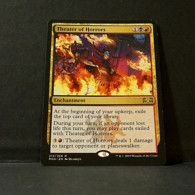 Magic The Gathering Ravnica Allegiance Theater Of Horrors - Carte D' Oro