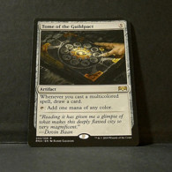 Magic The Gathering Ravnica Allegiance Tome Of The Guildpact - Artefatti