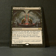 Magic The Gathering Ravnica Allegiance Font Of Agonies - Carte Nere