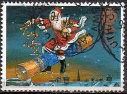 GREAT BRITAIN 1997 Christmas: 31p Father Christmas Riding Cracker - 1952-.... (Elizabeth II)