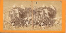 Frankrijk/ La France, Stereoscoopfoto, Vue Du Chateau, Ca. 1915 - Stereoscoop