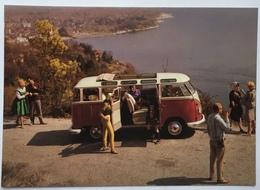 (869) Volkswagen - Met De Ganse Familie Op Stap - Opa Rookt Een Pijp - P.A.R.C.-Archiv-Edition - Publicité