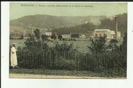 70 - Haute Saone - Ronchamp - Station électrique - Puits Du Chanois - Toilée Couleurs - - France