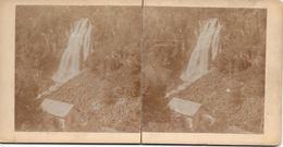Noorwegen/Norway/Norge, Stereoscoopfoto, Skarfoss Waterfalls, Ca. 1915 - Stereoscoop