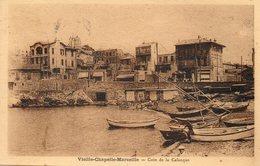 Vieille Chapelle-marseille   Coin De La Calanque - Autres Communes