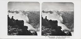 Oostenrijk/Austria, Stereoscoopfoto, Hohe Tauern, Ca. 1920 - Stereoscoop