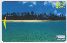 Fiji Superb Used Condition Phonecard Code 26FLBC002825 - Fiji