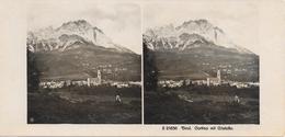 Oostenrijk/Austria, Stereoscoopfoto, Tirol, Cortina Mit Cristallo, Ca. 1920 - Stereoscoop
