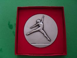 Medaille (signé Contaur) (sport) Argent - Münzen & Banknoten