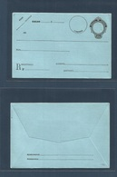 Brazil -Stationary. C. 1912. Declared Value. 500 Rs Mint Stationary Envelope. XF. - Brasilien