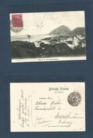 Brazil - XX. 1911 (8 Dec) Plaza 11 De Junho, RJ - Switzerland, Zürich. Fkd View Card. Very Fine. - Brasilien