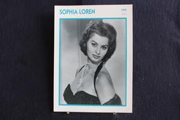 Sp-Actrice, 1960 -  Sophia Loren, Est Une Actrice Italienne, Née Le 20 Septembre 1934 à Rome. - Acteurs