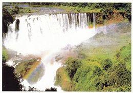1 AK Äthiopien * Die Tisissat-Wasserfälle Des Blauen Nil (auch Tissisat-Fälle) - Die Zweitgrößten Wasserfälle Afrikas * - Äthiopien