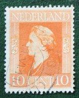 10 Ct Bevrijdingszegel NVPH 433 (Mi 433) 1944-1946 Gestempeld / Used NEDERLAND / NIEDERLAND - Gebraucht