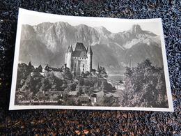 Schloss Thun Und Stockhorn  (R8) - BE Berne