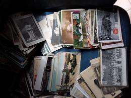 LOT DE 450  CARTES POSTALES  ENV DIVERS VOIR PHOTOS - 100 - 499 Karten