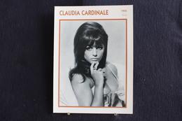 Sp-Actrice, 1955 - Claudia Cardinale, Est Une Actrice Et Mannequin Italo-tunisienne Francophone, Née En 1938 à Tunis - Acteurs