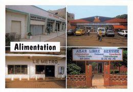 1 AK Mali * Hauptstadt Bamako - Alimentation Azar - IRIS Karte Nummer M-10 * - Mali