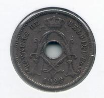 ALBERT I * 5 Cent 1926 Frans * Nr 9925 - 1909-1934: Albert I