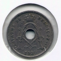VARIA * ALBERT I * 5 Cent 1926 Frans * 1/4 MADAILLESLAG * Nr 9927 - 03. 5 Céntimos