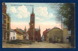 Florenville.  Rue De L'église. Ancienne église Notre-Dame De L'Assomption. 1921 - Florenville