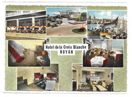 CPMJ2281 HOTEL DE LA CROIX BLANCHE ROYAN - Royan