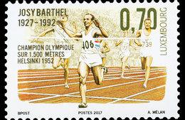LUXEMBOURG 2065 Champion Jeux Olympiques 1500m Helsinki 1952 - Sommer 1952: Helsinki