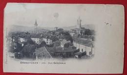 DRAGUIGNAN  Vue Generale ( Mauvais Etat ) - Draguignan