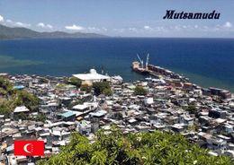 1 AK Komoren * Blick Auf Mutsamudu - Zweitgrößte Stadt Der Komoren - Hauptstadt Der Insel Anjouan - Luftbildaufnahme * - Comoros