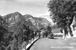 Nouvelle Route, Champéry-Monthey (oldtimer, Edit. Deriaz) - VS Valais