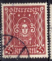 Österreich 1922/24 Mi 400 A I, Gestempelt [170819XXVII] - 1918-1945 1ra República