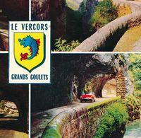LE VERCORS GRANDS GOULETS Citroen DS - Turismo