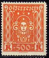 Österreich 1922/24 Mi 403 A I * [170819XXVII] - Nuevos