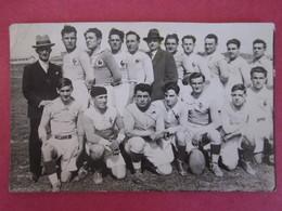 Carte Photo équipe De Rugby à XIII Catalan - Perpignan