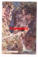 488 E.T.Compton Eggental-Schlucht Bozen Dolomiten Künstlerkarte - Bolzano (Bozen)