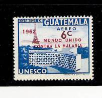 Eradication Du Paludisme (état:xx)  Guatémala N° PA276 - Maladies