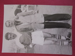 Photographie Joueur Rugby à XIII Catalan 1951 - Perpignan