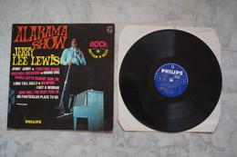 JERRY LEE LEWIS ALABAMA SHOW LP  1964 VALEUR + - Rock