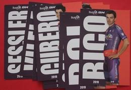 Cyclisme :  Série Complete 2019 Burgos - BH - Cyclisme