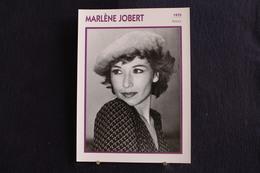 Sp-Actrice,Française - 1975 -Marlène Jobert, Née En 1940 à Alger, également Romancière Et Conteuse Pour Enfants. - Acteurs