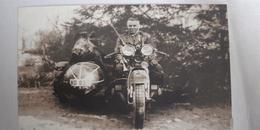 Hungary роstcard Motorcycle - Hongrie