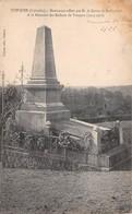 TOUQUES - Monument Offert Par M. Le Baron De Rothschild à La Mémoire Des Enfants De Touques - 1914-1918 - France