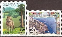 Cept 1999 Italie Yvertn° 2353-54 *** MNH  Faune Cote 3 Euro - 1946-.. République